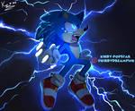 Sonic  Movie Scene Redraw No1
