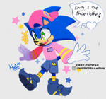 Sonic Favorite Clothes