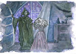 Discworld - Hogswatchnight card