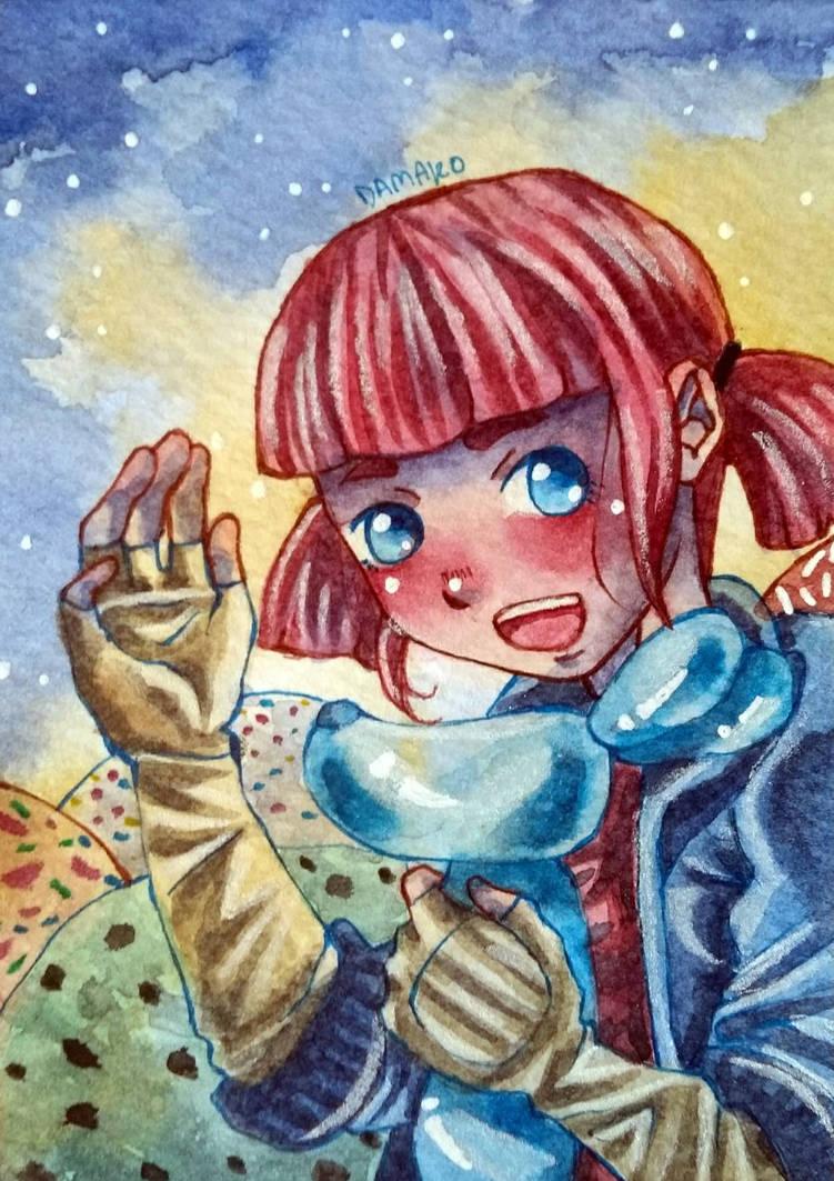 Cream - request by Odamako