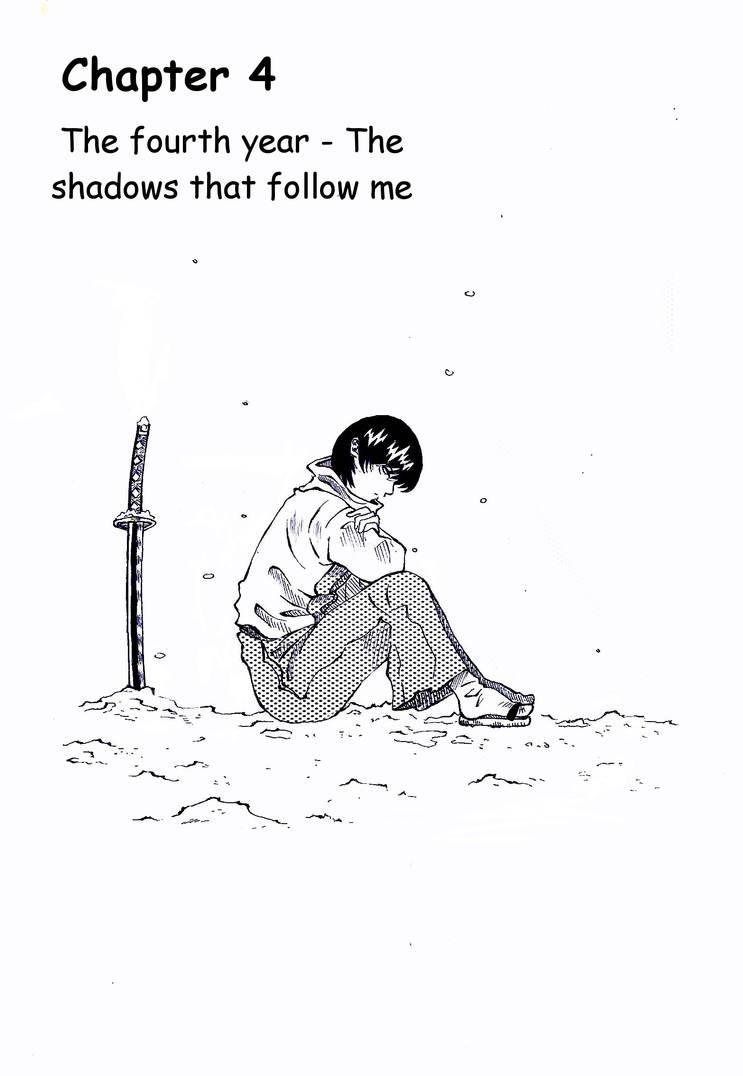 Soujiro's Wander chapter 4 page 1 by Odamako