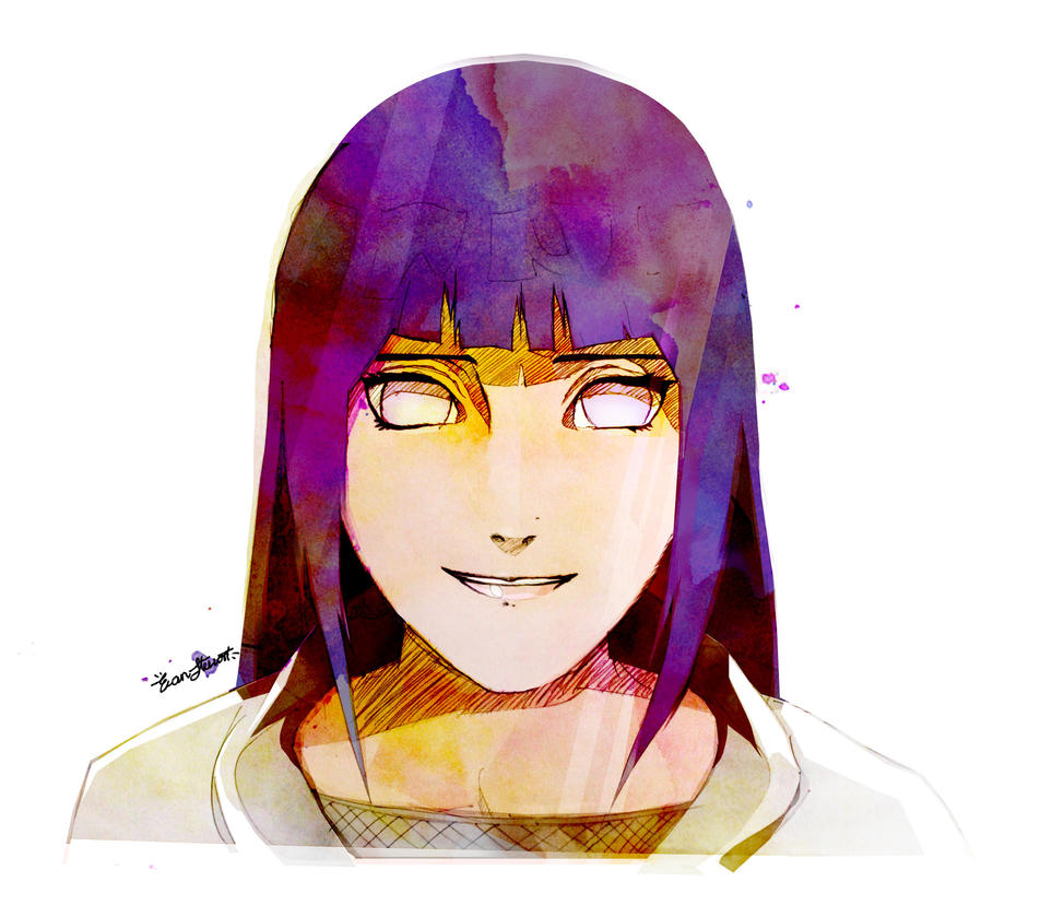 Hinata_ By ERS93 On DeviantArt
