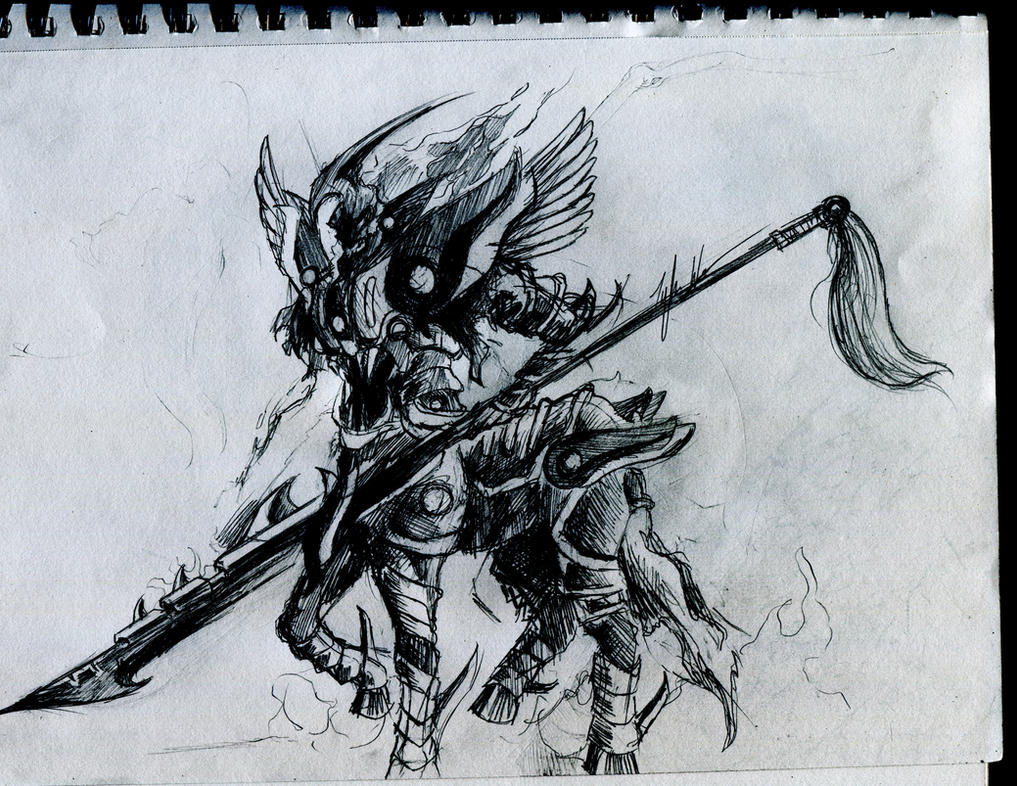 winged_hussar_hecarim_by_noodleartist-d6