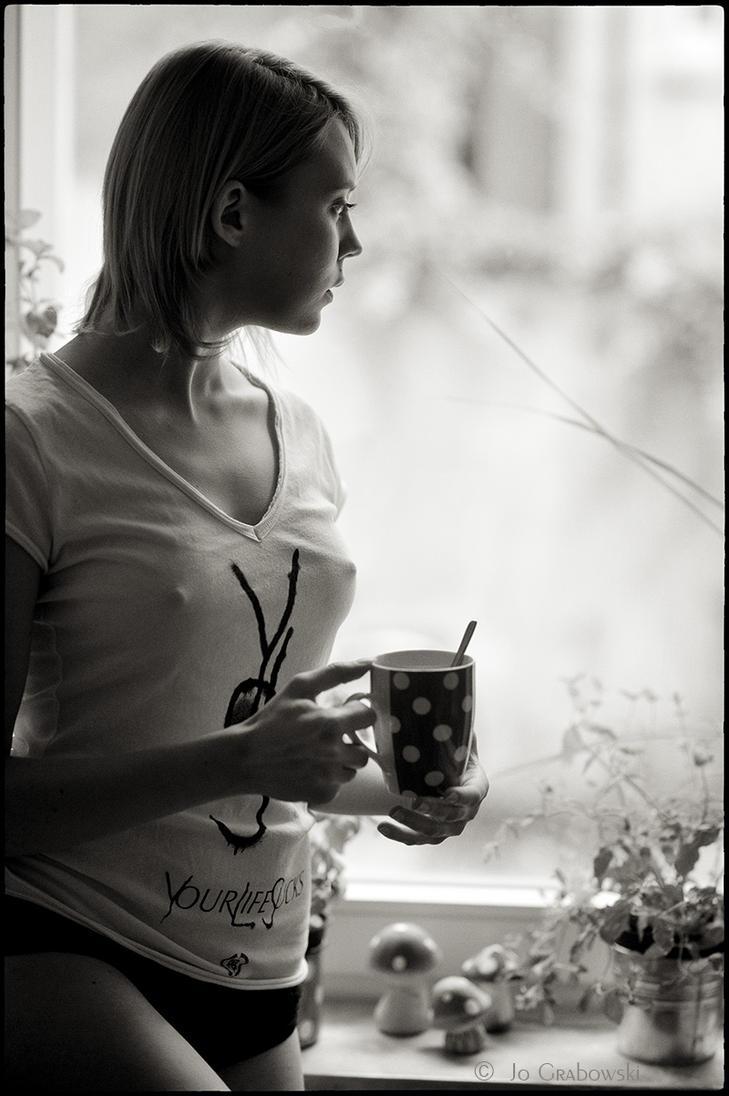 Kaffeepause by jodeviant