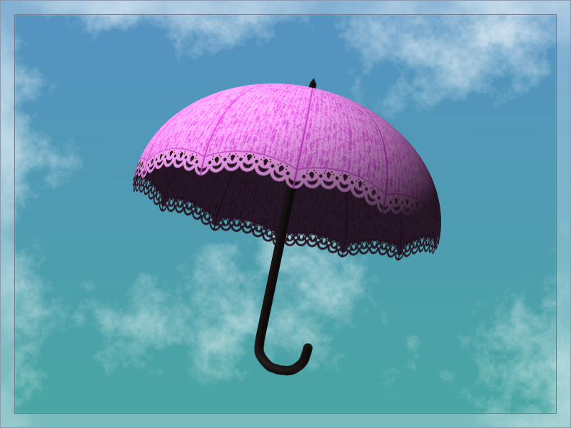 Flying Umbrella By Trinekrogh On Deviantart