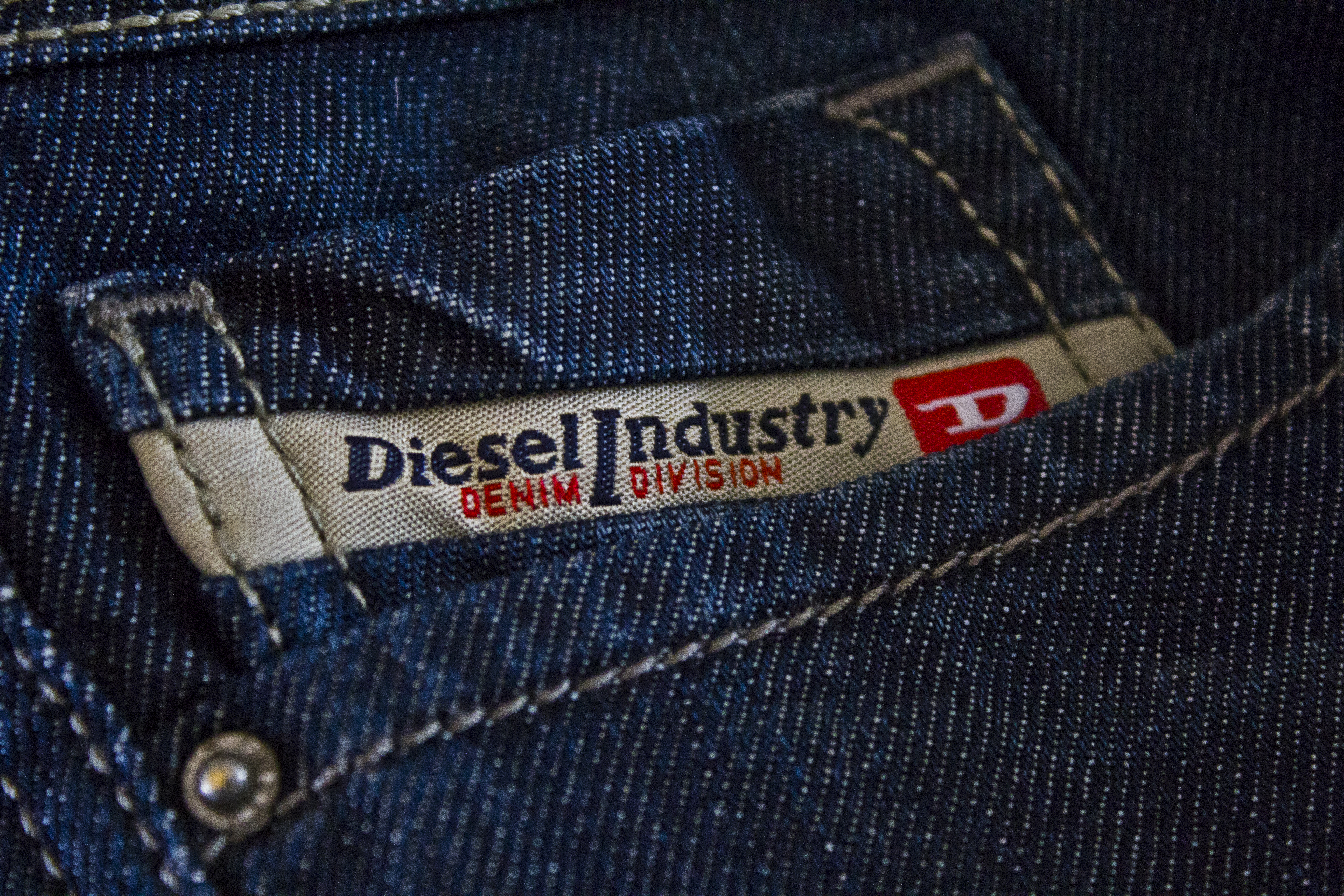 My Diesel Denim Jeans By Magregre