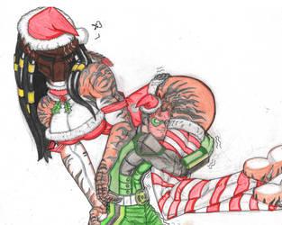 Feeling festive by godsmack67