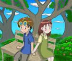 Takato + Jeri