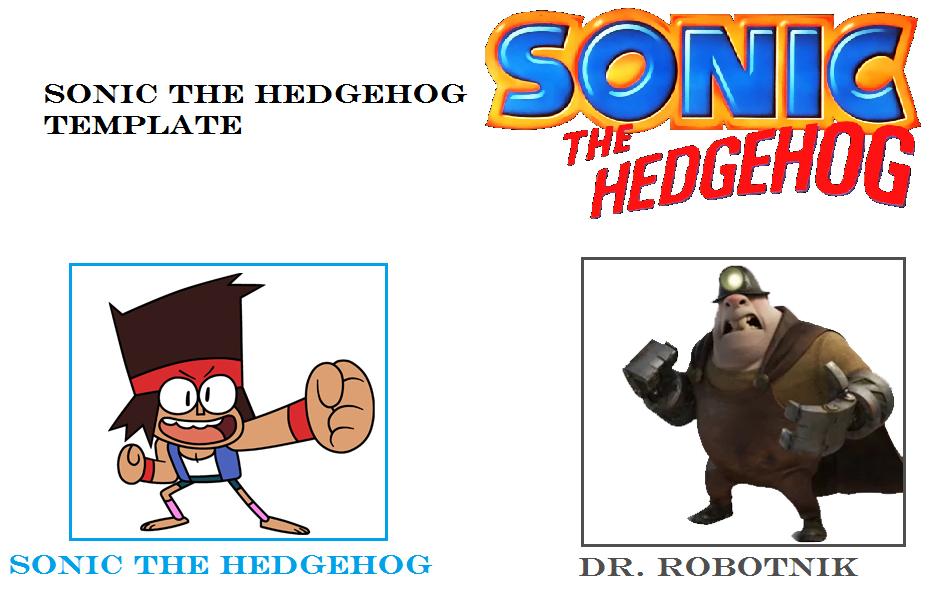 My Sonic The Hedgehog Cast Meme By Vinhchaule On Deviantart