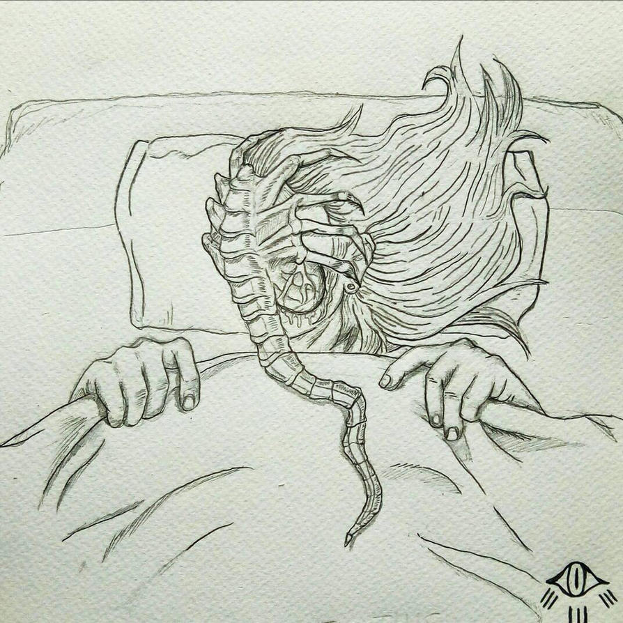woke up like this by Arningkingking