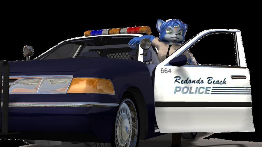 Sheriff Krystal by oldblueford