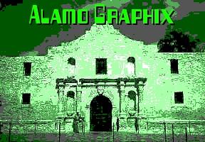 Alamo Graphix by oldblueford