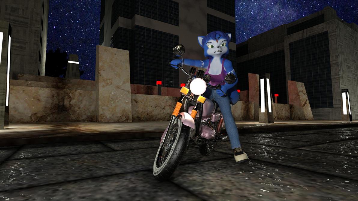 Star Fox Dark Hour by oldblueford