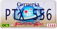 Cornerian Plates by oldblueford