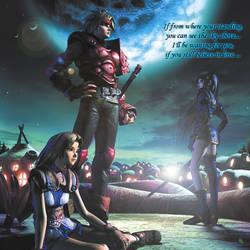 The Legend of Dragoon - Moon