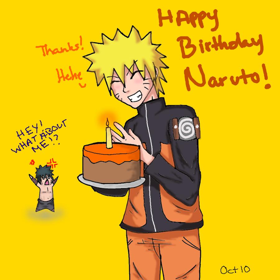 naruto birthdays
