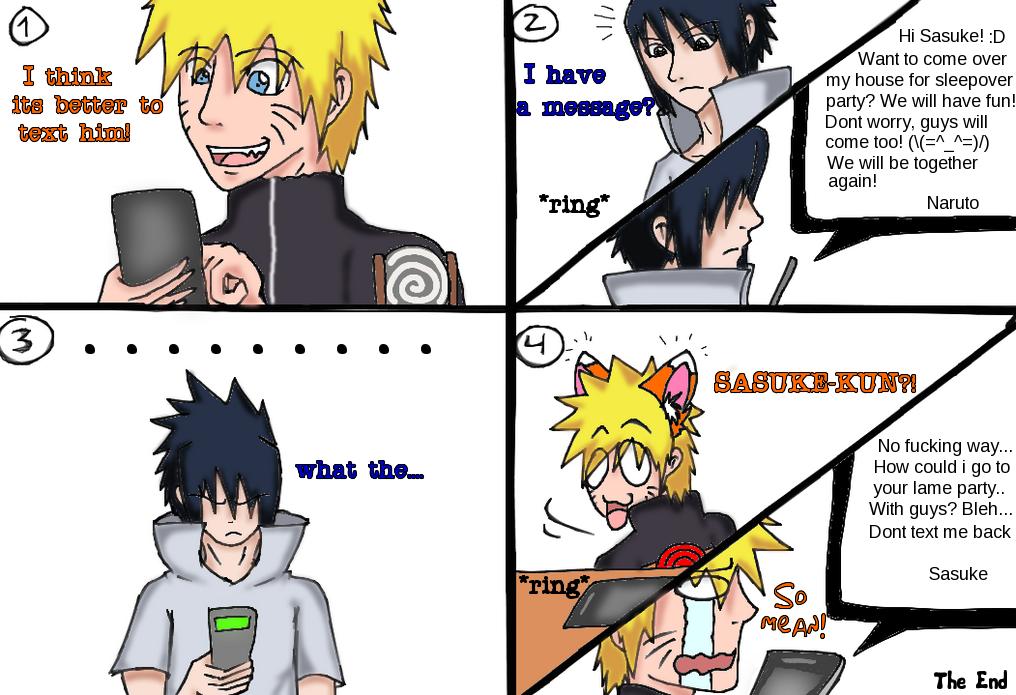 Text Sasuke! by UchihaClanRock