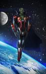 Martian Manhunter Redesign