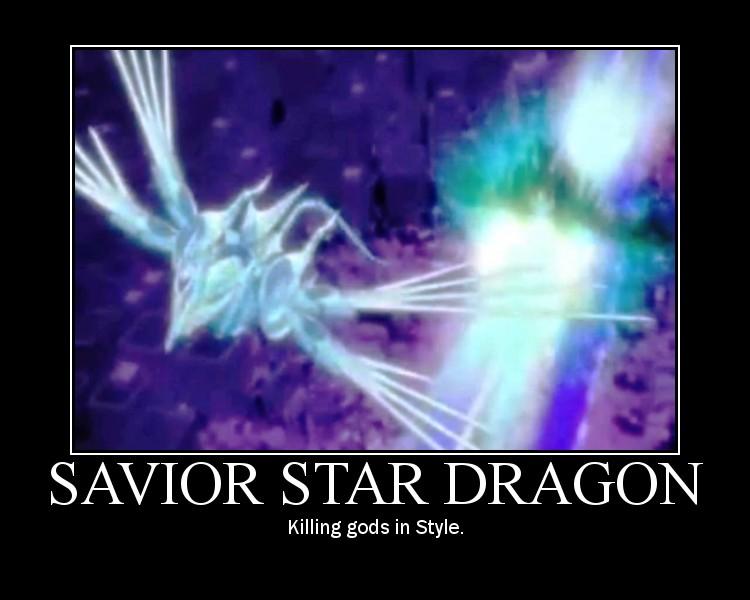 Majestic Star Dragon Wallpaper Savior Demotivator