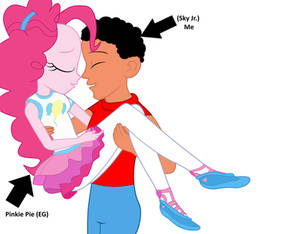 Me and Pinkie Pie (EG)