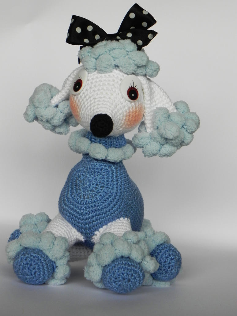 Free Amigurumi Poodle Pattern : Amigurumi poodle by marlou chan on deviantart