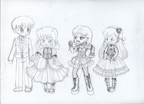 Dibujos A Lapiz De Amor: Dibujos A Lapiz De Anime De Amor Faciles Imagui