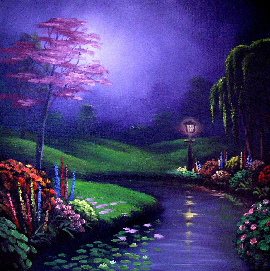 Evening romance by jackburton86 on deviantart for Nice romantic scenes