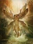 Fairy mermaid by Fiendcute