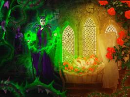 Maleficent by Fiendcute