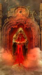 Monk by Fiendcute