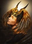 Angel by Fiendcute