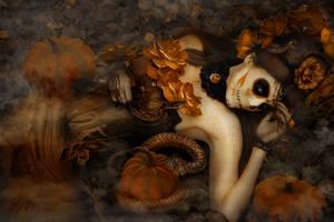 Snakegirl by Fiendcute