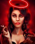 Lana Del Rey as Malena