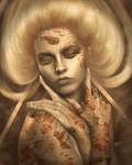 The maidens of El Dorado: Diana by Fiendcute