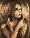 The maidens of El Dorado: Alice by Fiendcute
