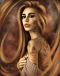 The maidens of El Dorado: Anna by Fiendcute