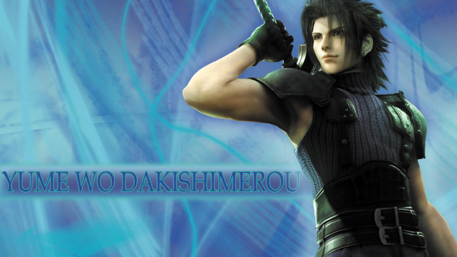 Zack Fair Wallpaper by NenshoOkami