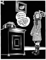 Talking gift by BettyBlackComics