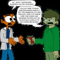 Paranormedd by MegaJamesStudios
