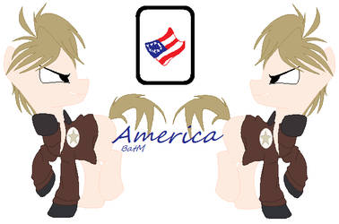 America REF sheet by BatMARSH