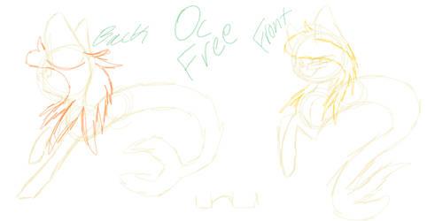 Oc FREE by BatMARSH