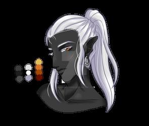 Jevan Kenvaal - Dark Elf