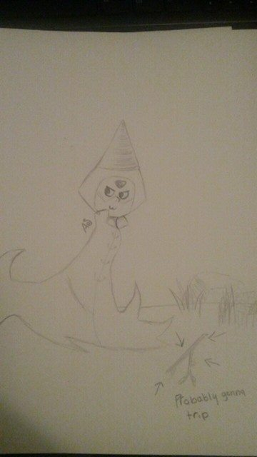Peridot as Wirt by OtakuTacooo