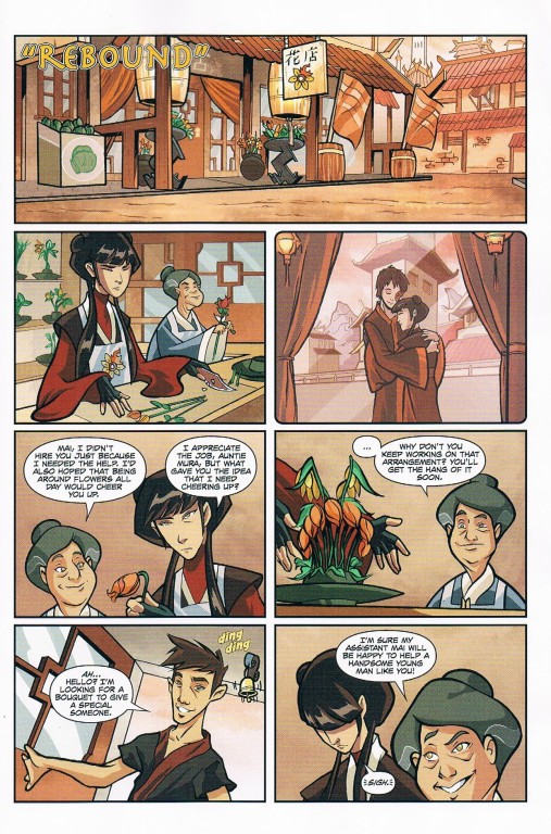 Mai meets Kei Lo by FamousPizza on DeviantArt