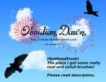 Obsidian Dawn