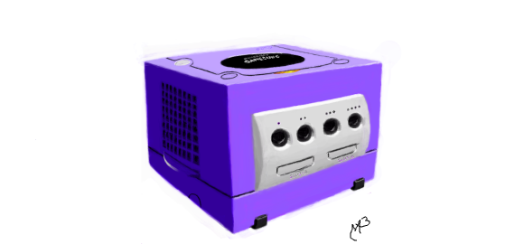 Gamecube Graffiti by trancebam