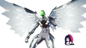 Accel World Silver Crow (1) by ZeroX57