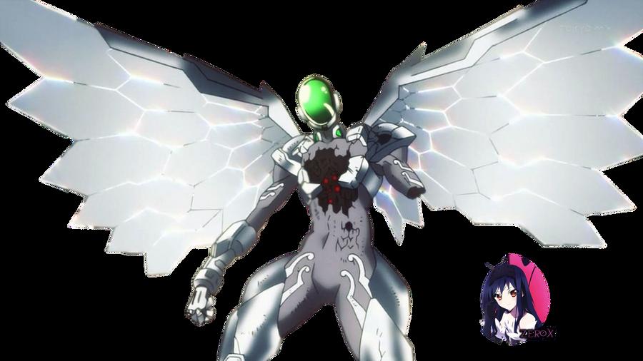 Accel World Silver Crow 1 By ZeroX57