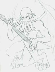 Cthulhu is F'in Metal.