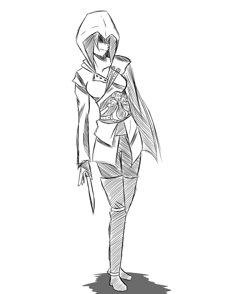 Assassin sensei Akira-kawaii by LinkArisato on DeviantArt